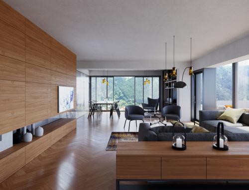 Duplex + Terasă